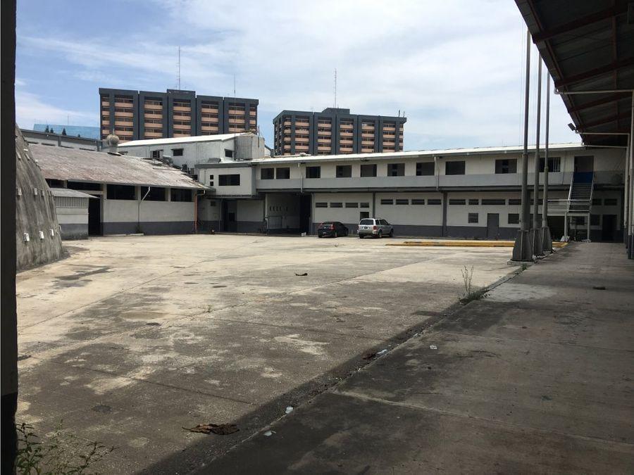 alquiler edificio oficinas y bodegas z 4