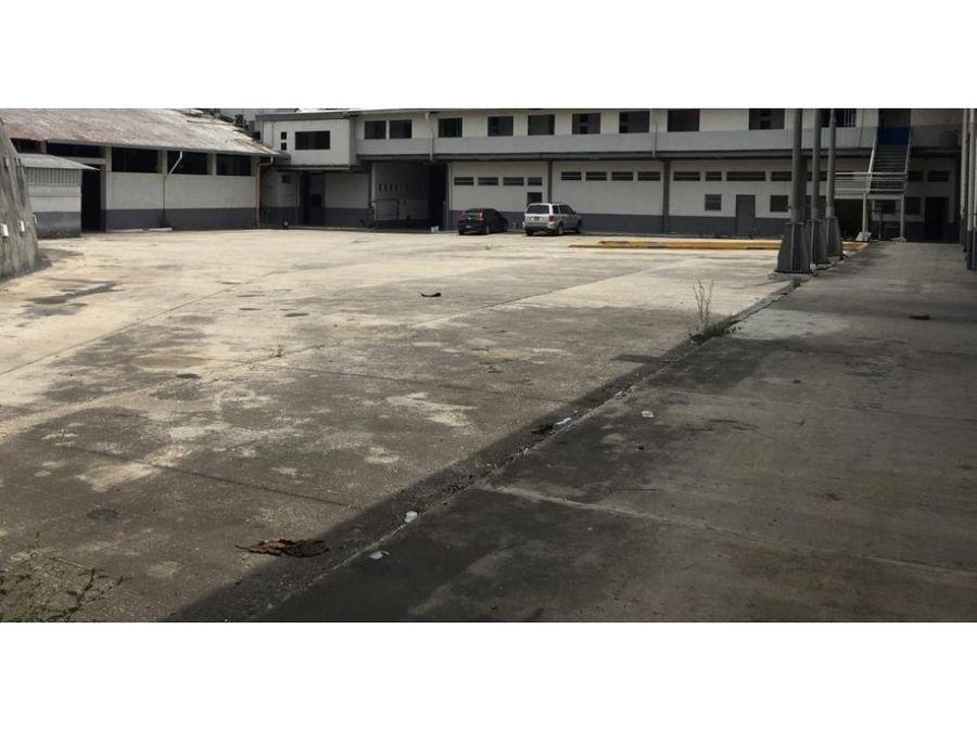 alquiler edificio para oficinas en zona 4