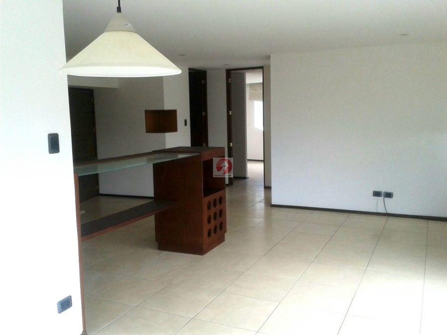 apartamento en alquiler con vista zona 13
