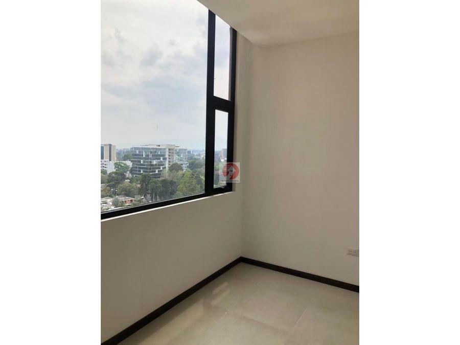 apartamento en venta con 2 habitaciones en zona 10