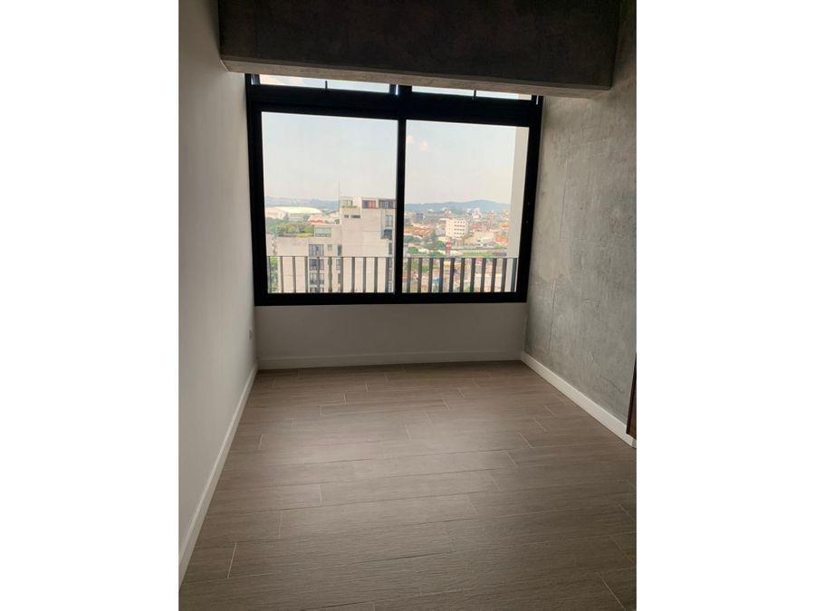 rento apartamento nuevo en zona 4