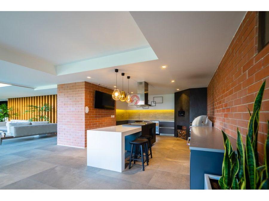 venta de apartamento en zona 14 sector exclusivo