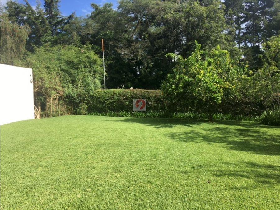 bajo precio terreno 5206 v2 3 casas jardin y bosque san antonio