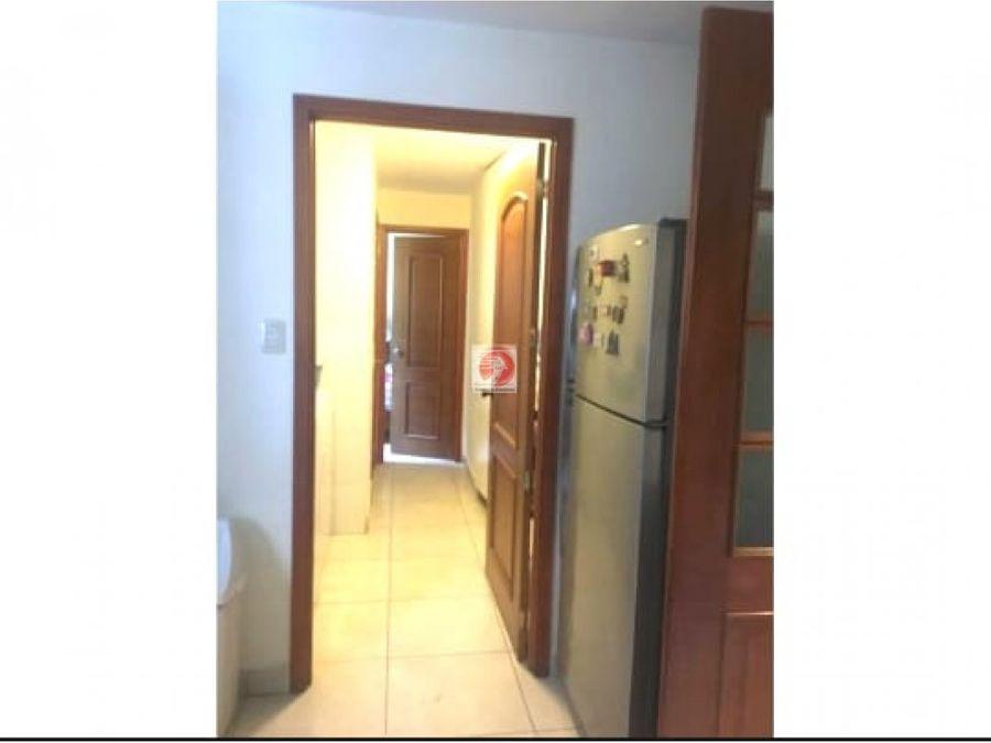 alquiler de apartamento amueblado en zona 10