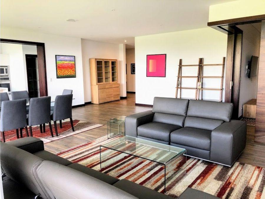 apartamento amueblado en venta y alquiler z 16