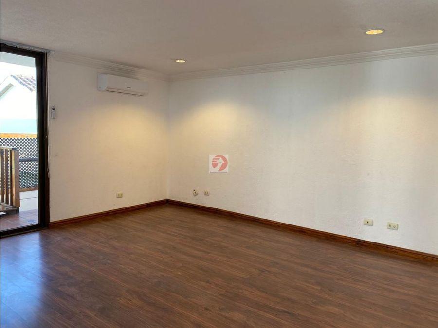 venta y alquiler casa en condominio la canada zona 14