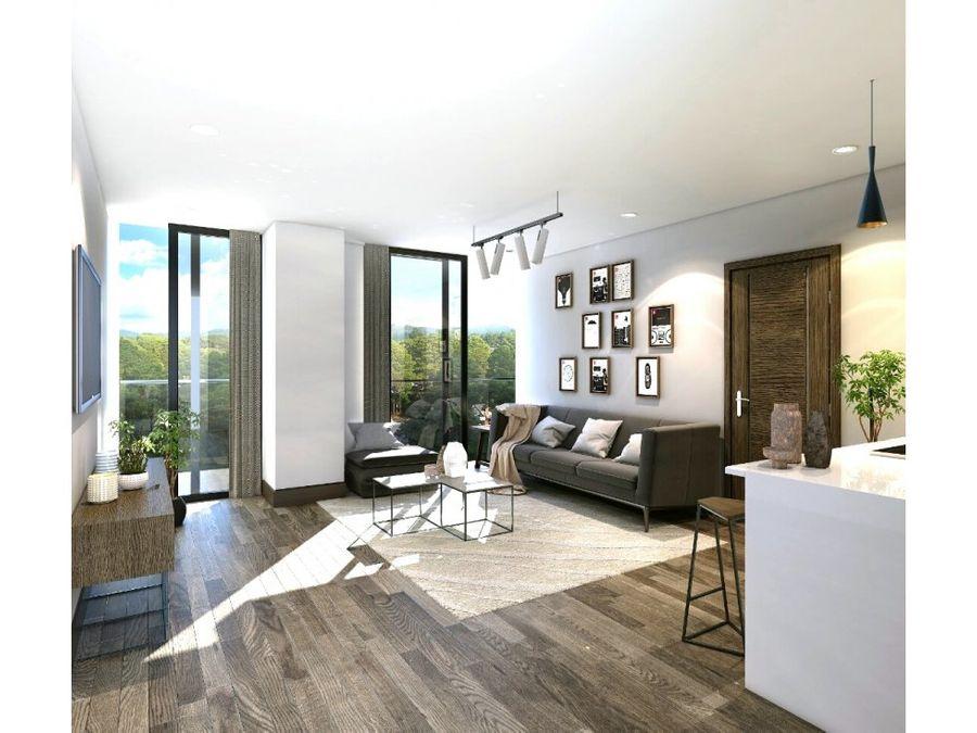venta de apartamento en zona 16 para estrenar