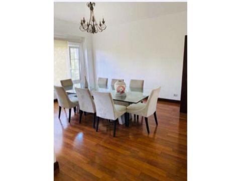 alquiler amplio apartamento 4 dormitorios en bouganvillias de cayala