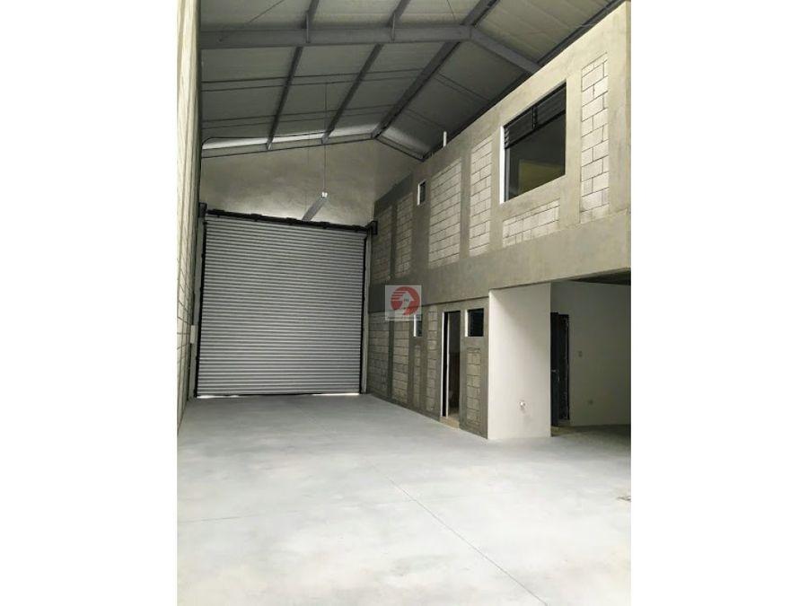 para inversion venta de ofibodega en zona 18