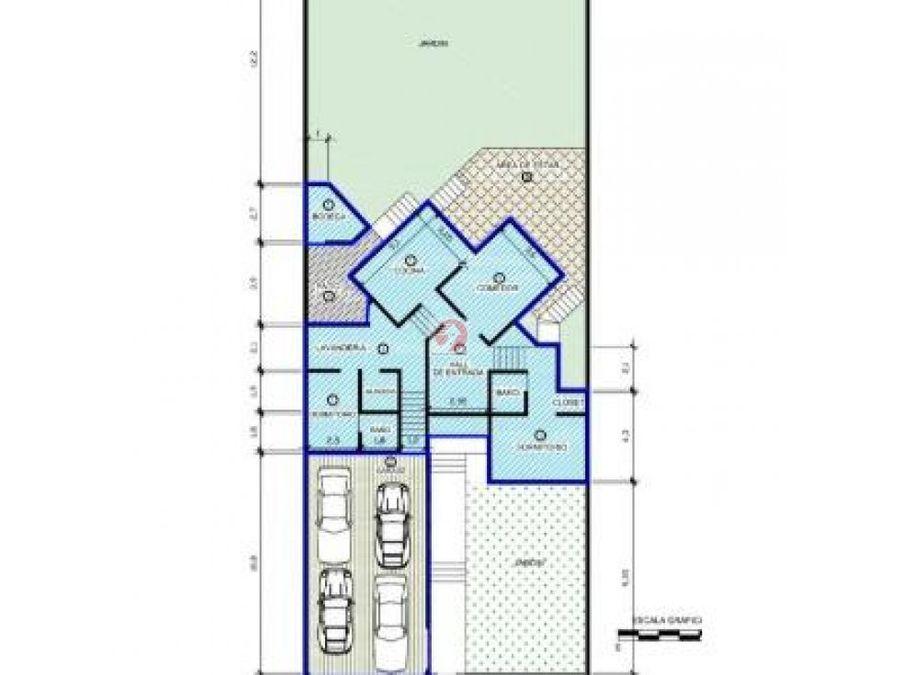 casa en venta zona 10 sector exclusivo