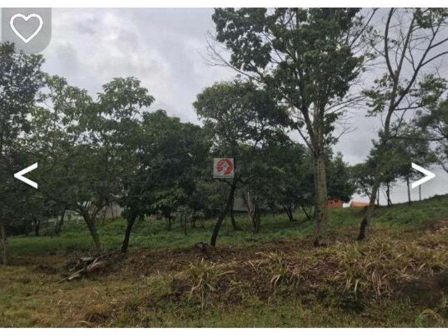 terreno en acacias zona 16