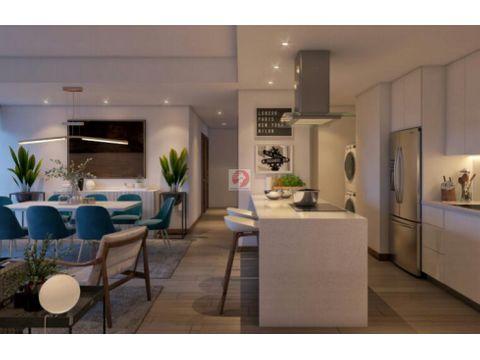 apartamento a estrenar en venta zona 14 3 dormitorios