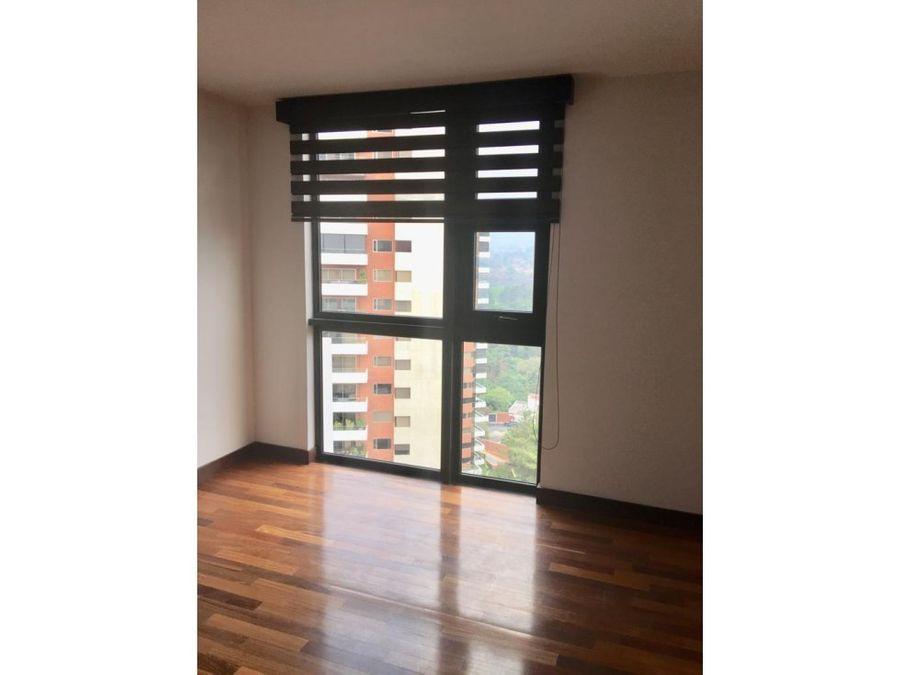 apartamento en alquiler edificio lantana zona 14