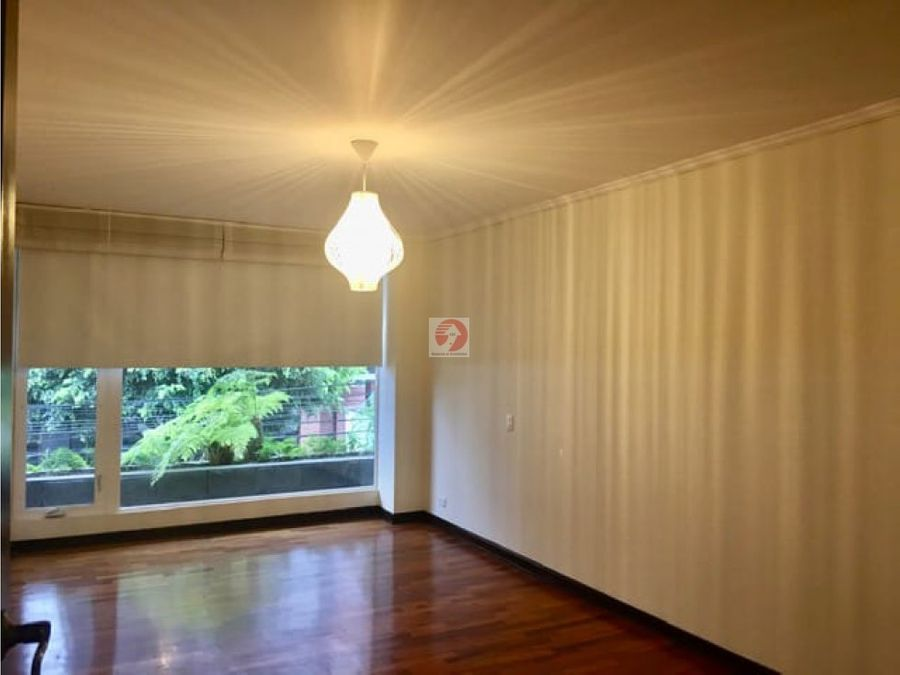 apartamento de primer piso en alquiler sector exclusivo zona 14