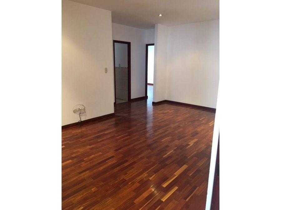 venta y alquiler apartamento en zona 15 muy centrico