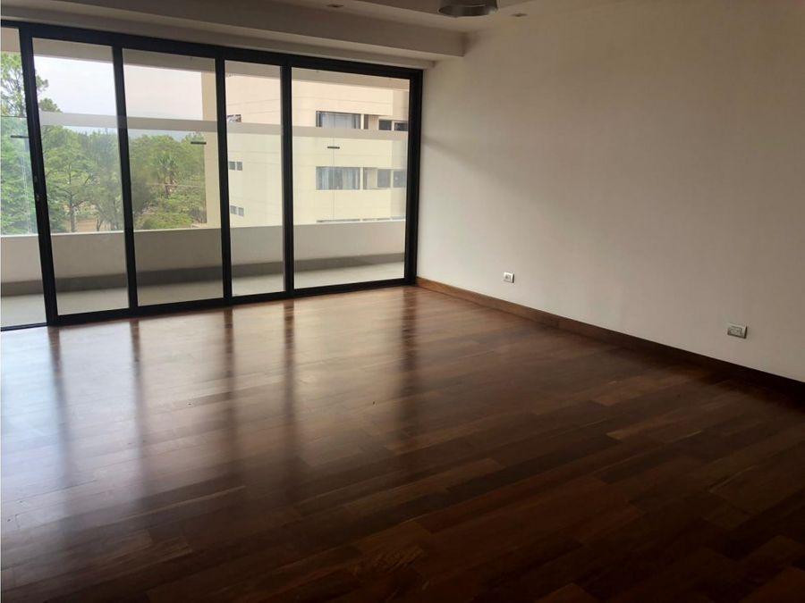 venta y alquiler de apartamento en zona 14