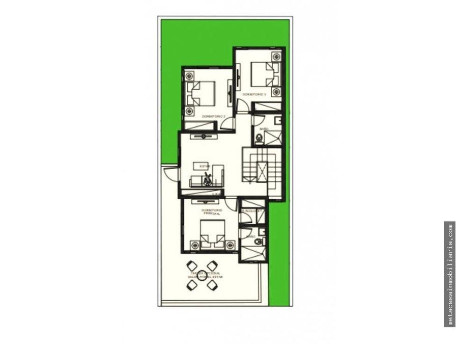 casas de 2 niveles brisa oriental san isidro 4800