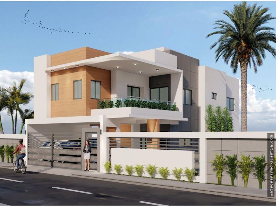 solo queda 1 casa con moderna fachada av ecologica 2021
