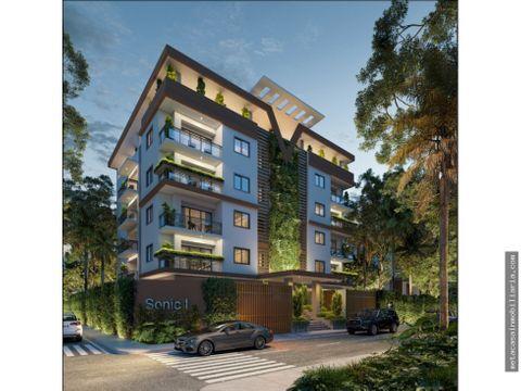 aptos de 2 habitaciones con ascensor detras de megacentro entrega 2023