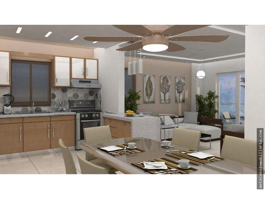 aptos en 4to nivel con terraza en san isidro entrega 2021