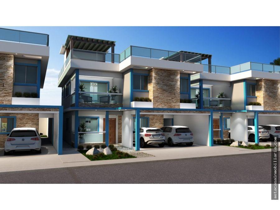 casas 2 y 3 niveles 200mts de construccion brisa oriental 2021