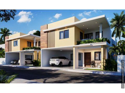 casas con fachada moderna proximo a la ave ecologica