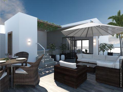 penthouse de 210mts en prado oriental entrega 2023