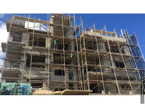 penthouse en construccion 156mts 34mts de terraza prado oriental