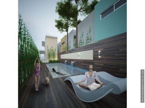 casas con piscina en proyecto cerrado prado oriental 2022