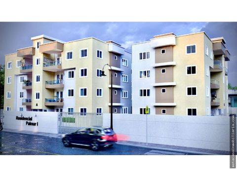 residencial palmar i en la carretera mella aptos de 96y99mts2