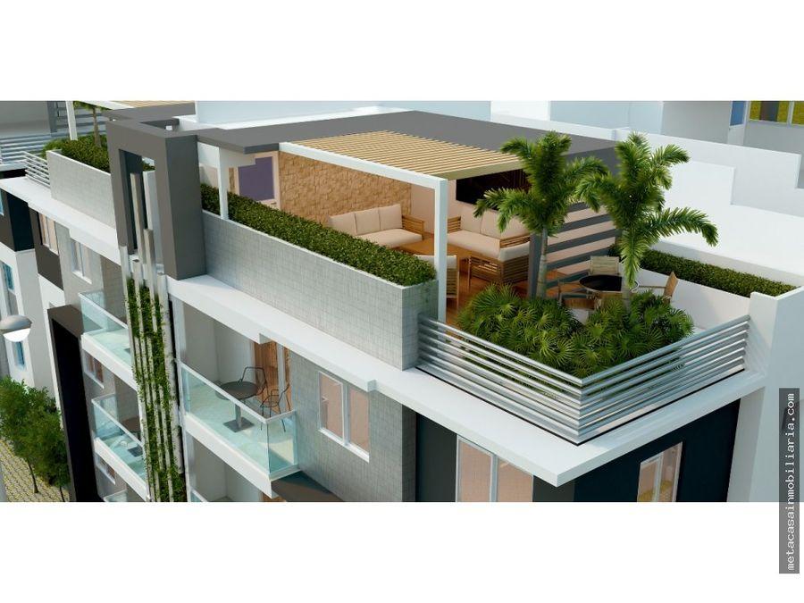 4ta con terraza y bono en san isidro