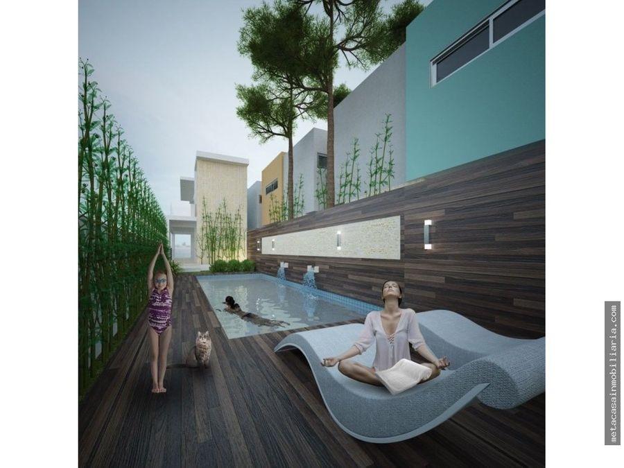 casas en proyecto cerrado con areas sociales prado oriental 2022