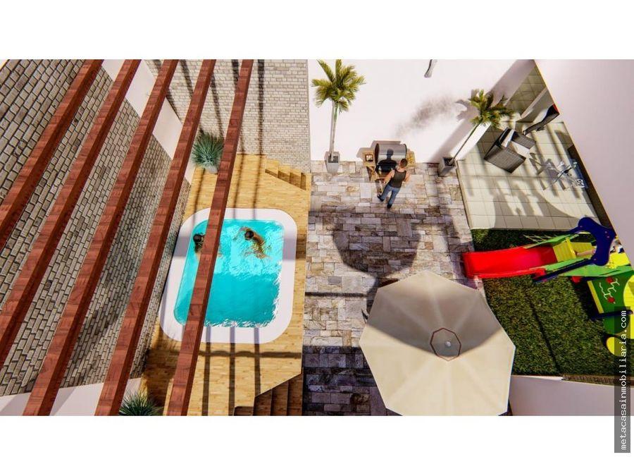 2da con terraza torre en alma rosa i en 30 meses