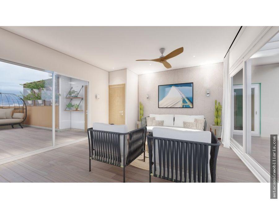 aptos de 110 y 161mts con terraza y penthouse prado oriental 2022