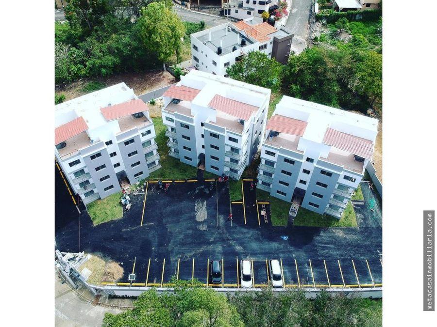 4ta con terraza acceso interno 2 parqueos vista h