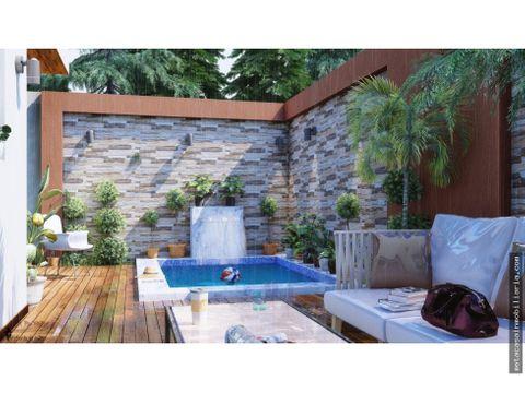 casas 190mts2 de construccion con patio y jacuzzi res cerrado prado o