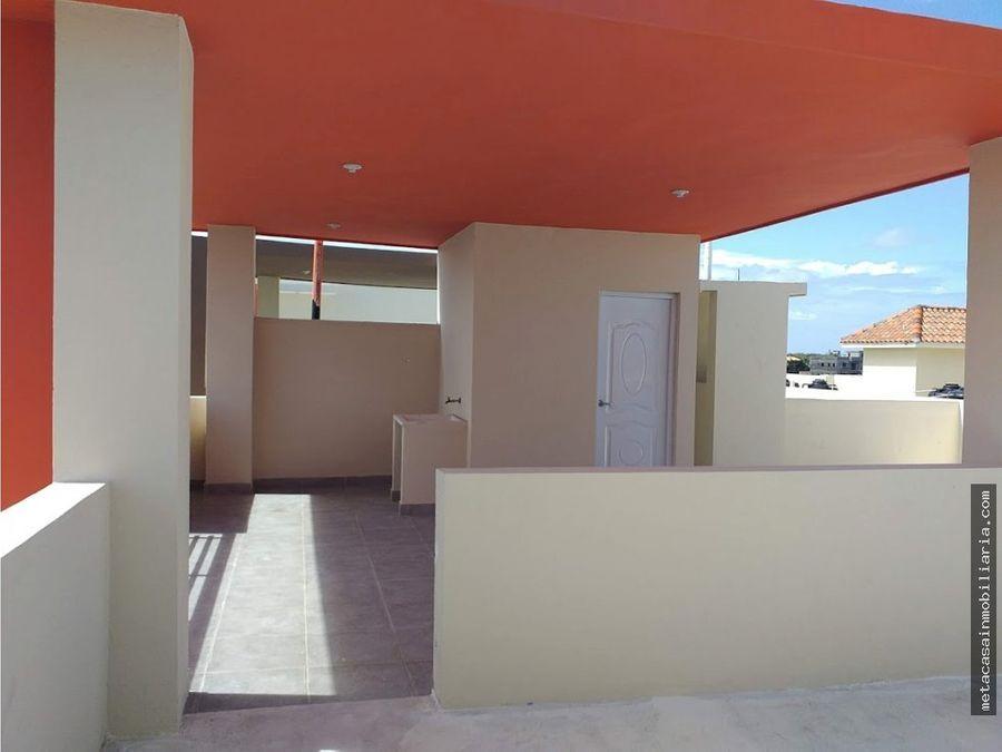 4ta con terraza alma rosa2 lista para entrega