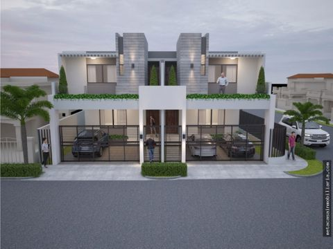 casas modernas en brisa oriental san isidro rd5900