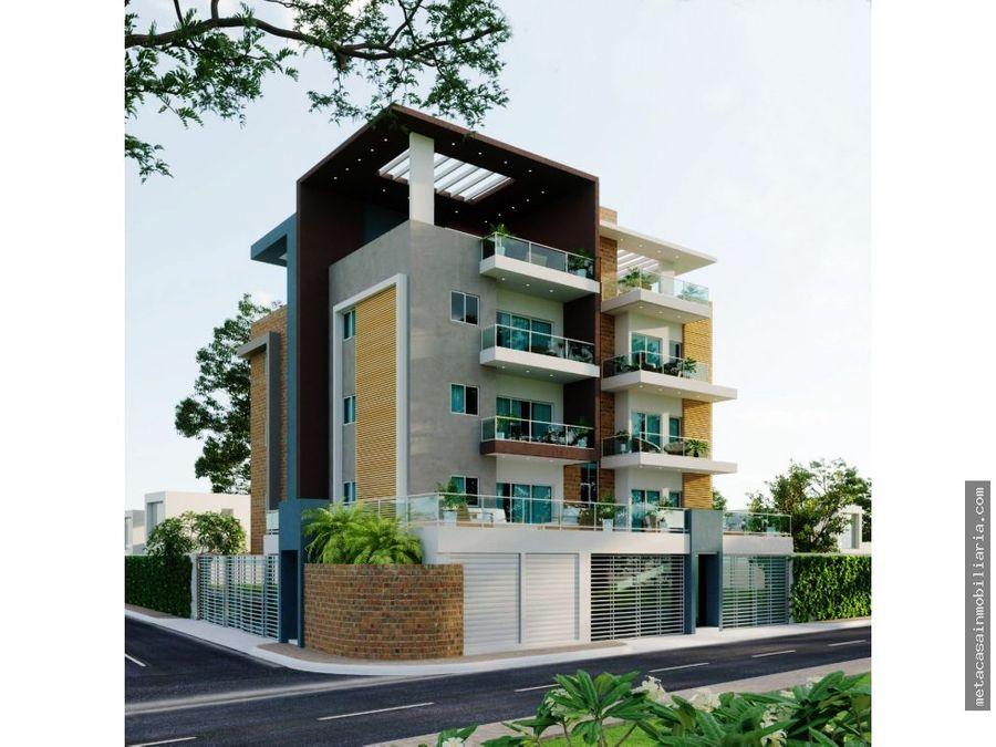 apto de 2 habitaciones 2 banos rd3400000 avenida ecologica