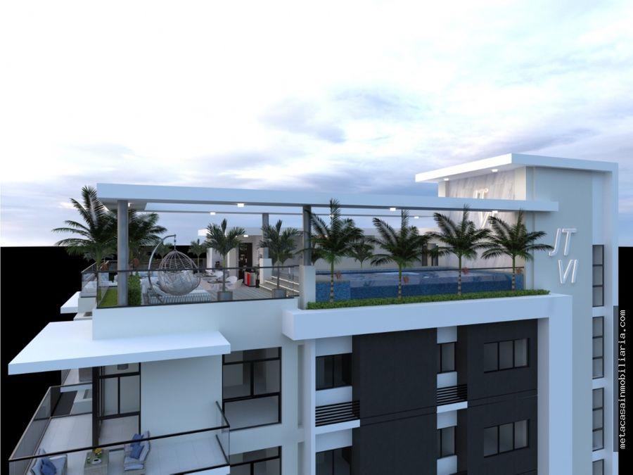 2da con terraza ascensor y planta full alma rosa i entrega 2024