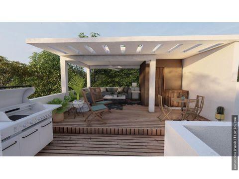 apto en 4to nivel con terraza en las americas entrega 2023