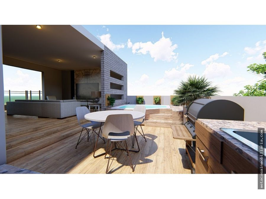 2da con terraza en prado oriental para 2021