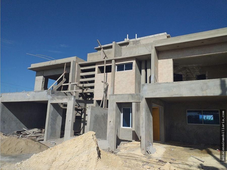 casas en terminacion brisa oriental entrega en diciembre
