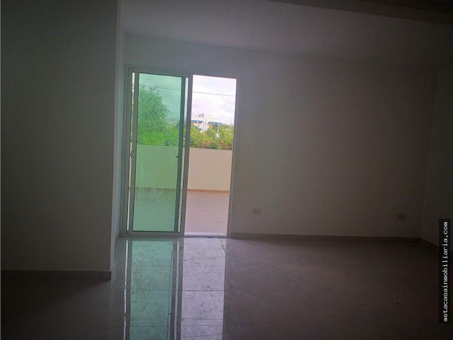 2da con terraza y 4ta semi penthouse san isidro