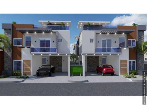 residencial cerrado solo 12 viviendas para 12 meses san isidro