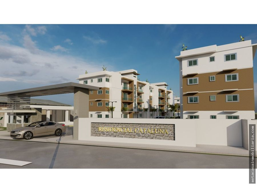residencial en amalia aptos de 108mts entrega 2022