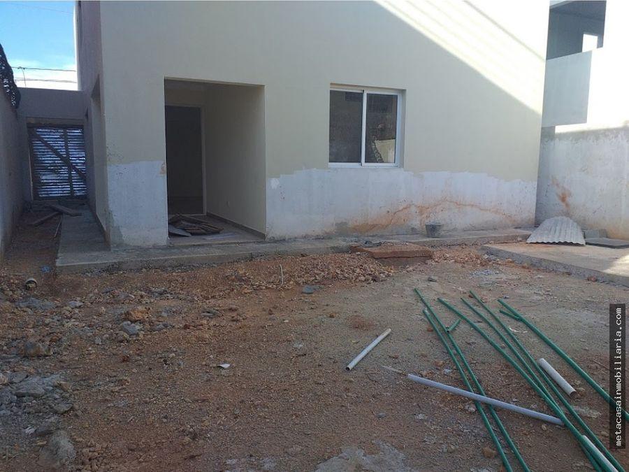 amplias casas individuales 192mts de construccion