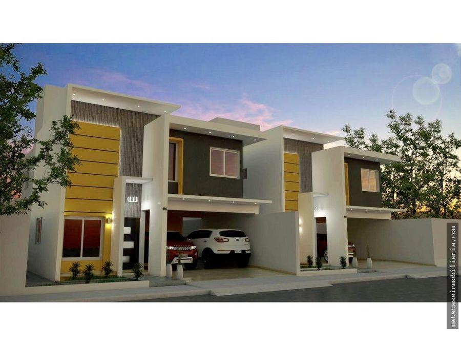 casas individuales 180mts de construccion 5300