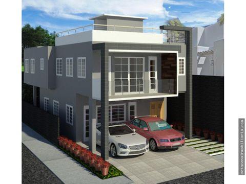 casa de esquina en construccion san isidro