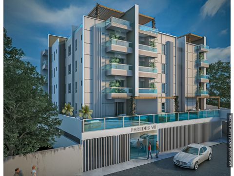 amplios apartamentos ascensor a pasos de la autopista san isidro 2023